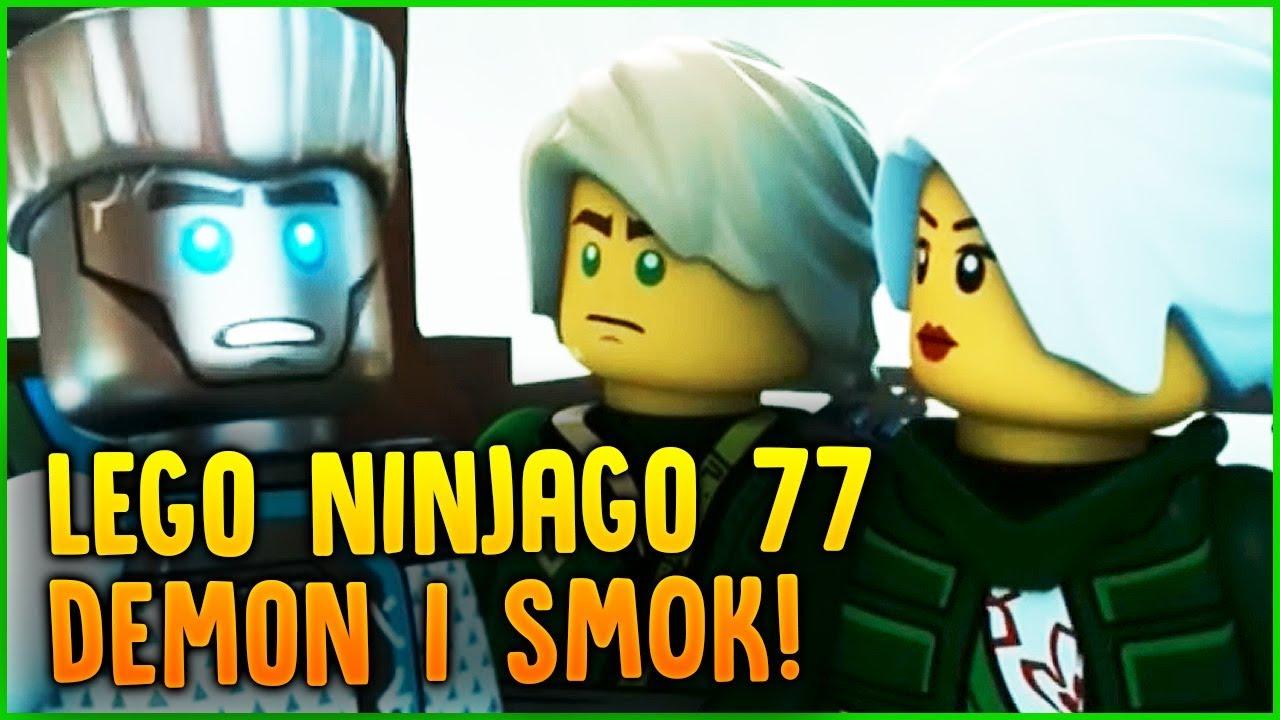 LEGO NINJAGO 77 DEMON i SMOK LEGO NINJAGO SEZON 8