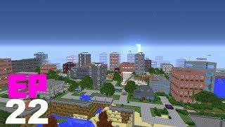 RLCraft - EP22 - Una Nueva Dimensión (con edificios)