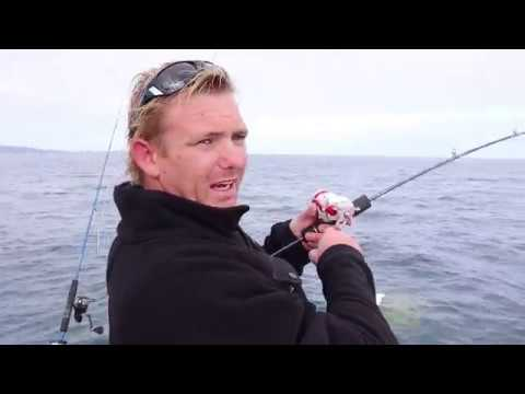 Catching Snapper On Lures In New Zealand