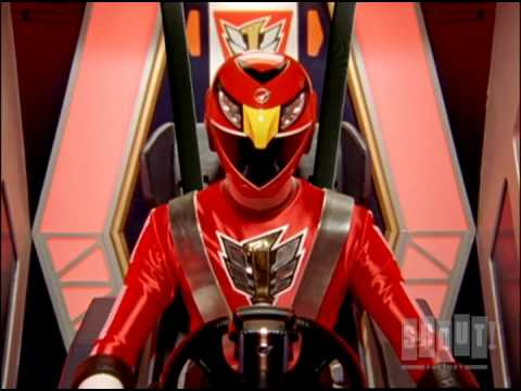 Power Rangers RPM (2009) The Rangers Activate Their Power Vehicles