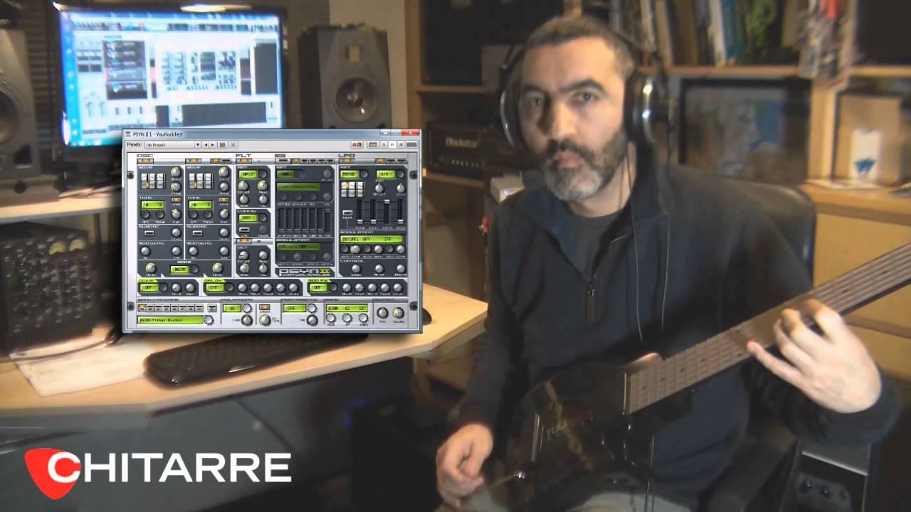 You rock guitar di emiliano girolami youtube for Chitarre magazine