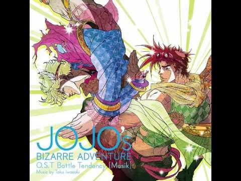 Il mare eterno nella mia anima Jojo's Bizarre Adventure OST Battle Tendency Italian Shiza theme   Yo