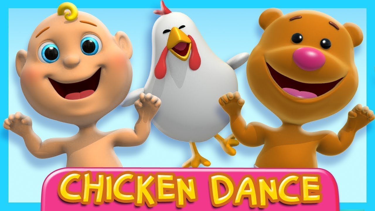 The Chicken Dance For Kids Youtube