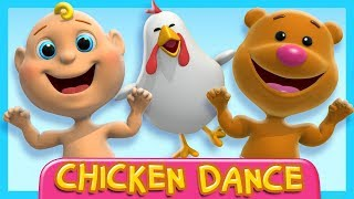 The Chicken Dance - For Kids