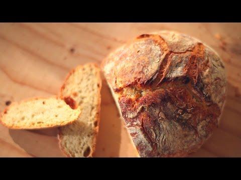 pain-croûté-sans-pétrissage