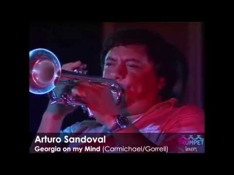 Arturo Sandoval - Georgia on my Mind.