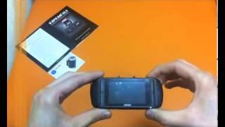 Обзор видеорегистратора КАРКАМ QL3 Eco