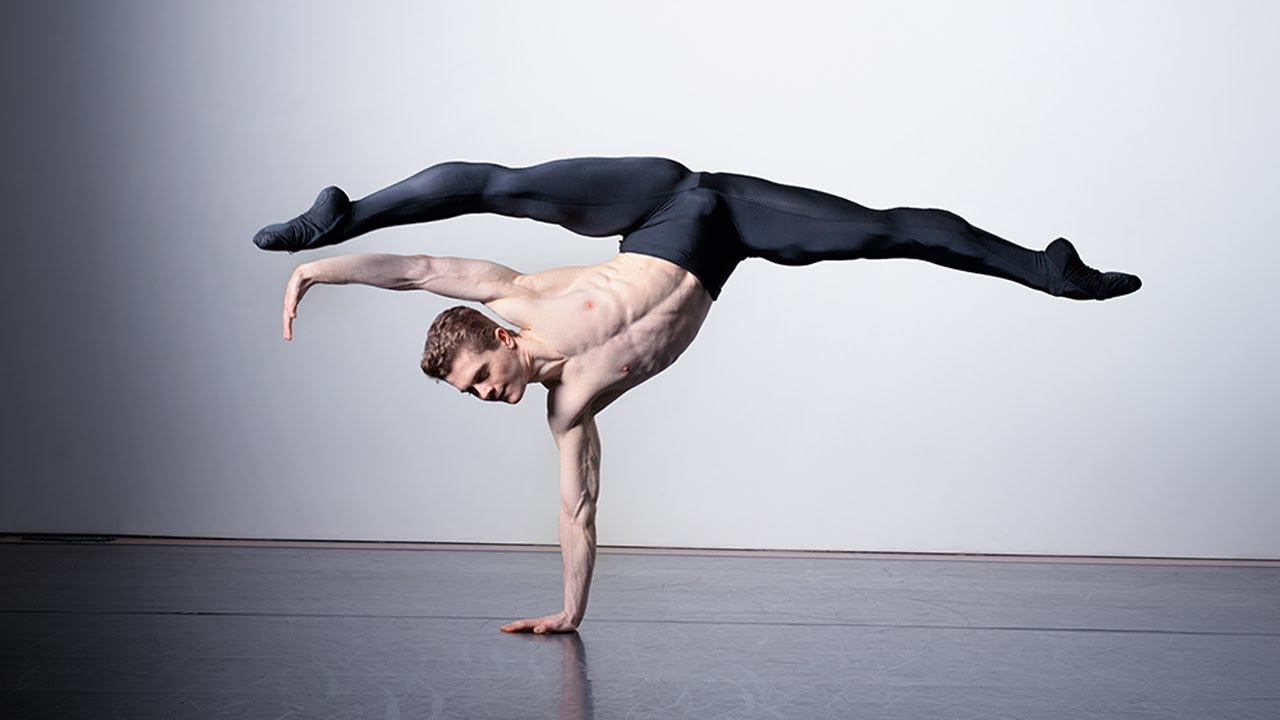 Rhys Antoni Yeomans: Emerging Dancer 2019 Finalist | English National Ballet