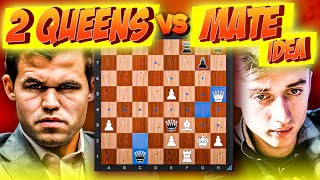 Daniil Dubov Wins 1st Gąme of the Death Match Against Magnus Carlsen and His Reaction: