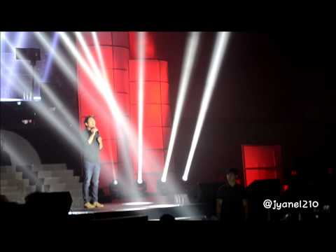 [FANCAM] Bernard Park - Before the Rain