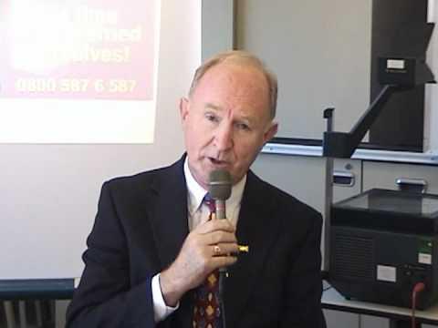 Britain On The Brink, European Union Conspiracy - Trevor Colman UKIP