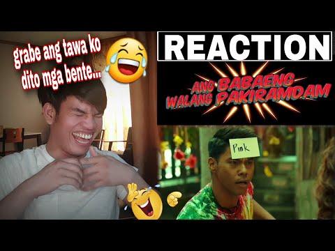Ang Babaeng Walang Pakiramdam Official Trailer | REACTION