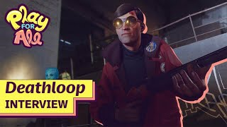 Deathloop Devs Talk Delays, Challenges, And Its Release | Play For All 2021