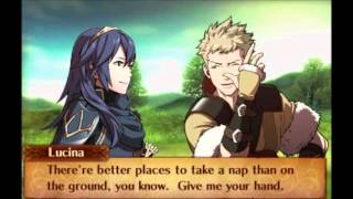 Fire Emblem Awakening Drama CD - Vol 4 (Bonus Track 11) Come Back ver. [M]