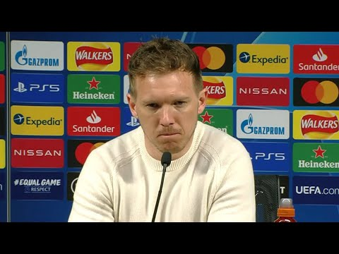 Liverpool 2-0 Leipzig (Agg 4-0) - Julian Nagelsmann - Post-Match Press Conference - Champions League