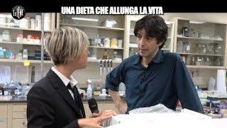 IENE: la formidabile DIETA del dott. Longo - Nadia Toffa prova la dieta MIMA DIGIUNO