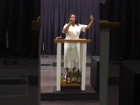 "Pastor Tamara Bennett ""Judge Nothing Before It's Time"" (2-18-18)"