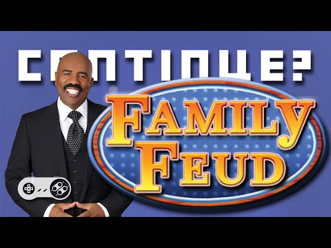 Family Feud (SNES) - Continue?
