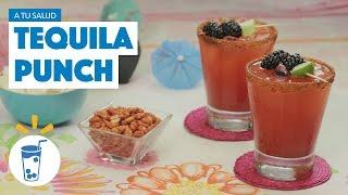 ¿Cómo preparar Tequila Punch? - Cocina Fresca