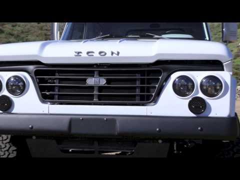 ICON Dodge Powerwagon D200 Final Review