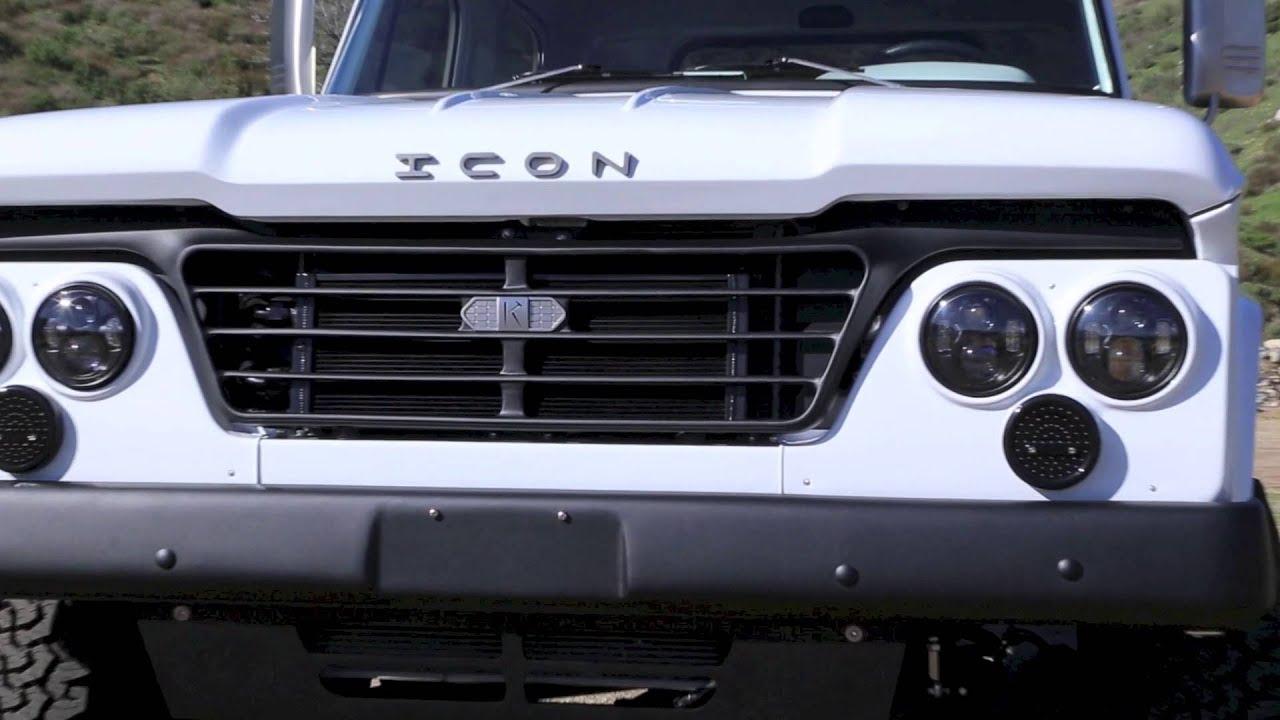 ICON Dodge Powerwagon D200 Final Review - YouTube
