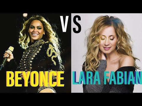 Vocal Battle - BEYONCE VS LARA FABIAN (G#4-G5)!