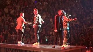 Drowning, Passionate, Quit Playing Games With My Heart - Backstreet Boys - DC - 7/12/2019