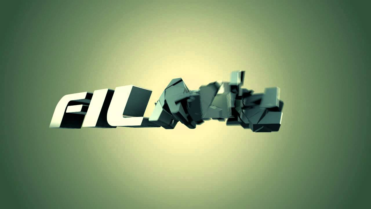 3D Text Animation - Create Your Own Titles Video