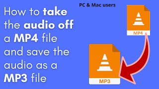 How to Convert MP4 to MP3