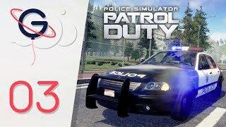 POLICE SIMULATOR PATROL DUTY FR #3 : Course Poursuite !