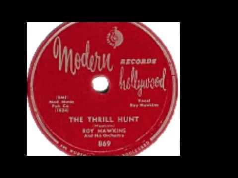Roy Hawkins - The Thrill Hunt