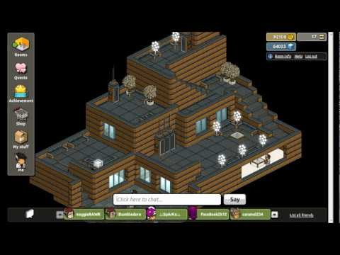 How To Make Cool Habbo Rooms
