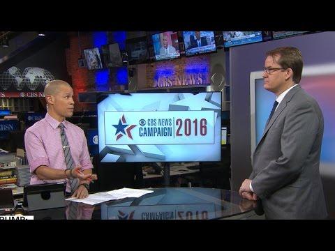 Trump campaign faces internal turmoil