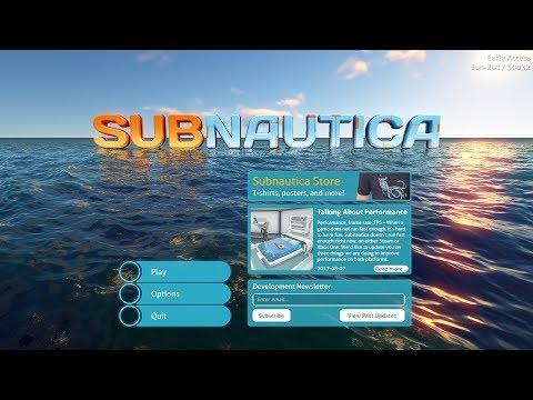FUN IN THE WATER   Subnautica (Live)  