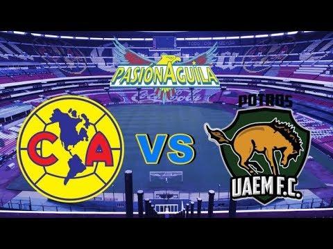 America Vs Potros  En Vivo Jornada 4 Copa MX 2017 - HD