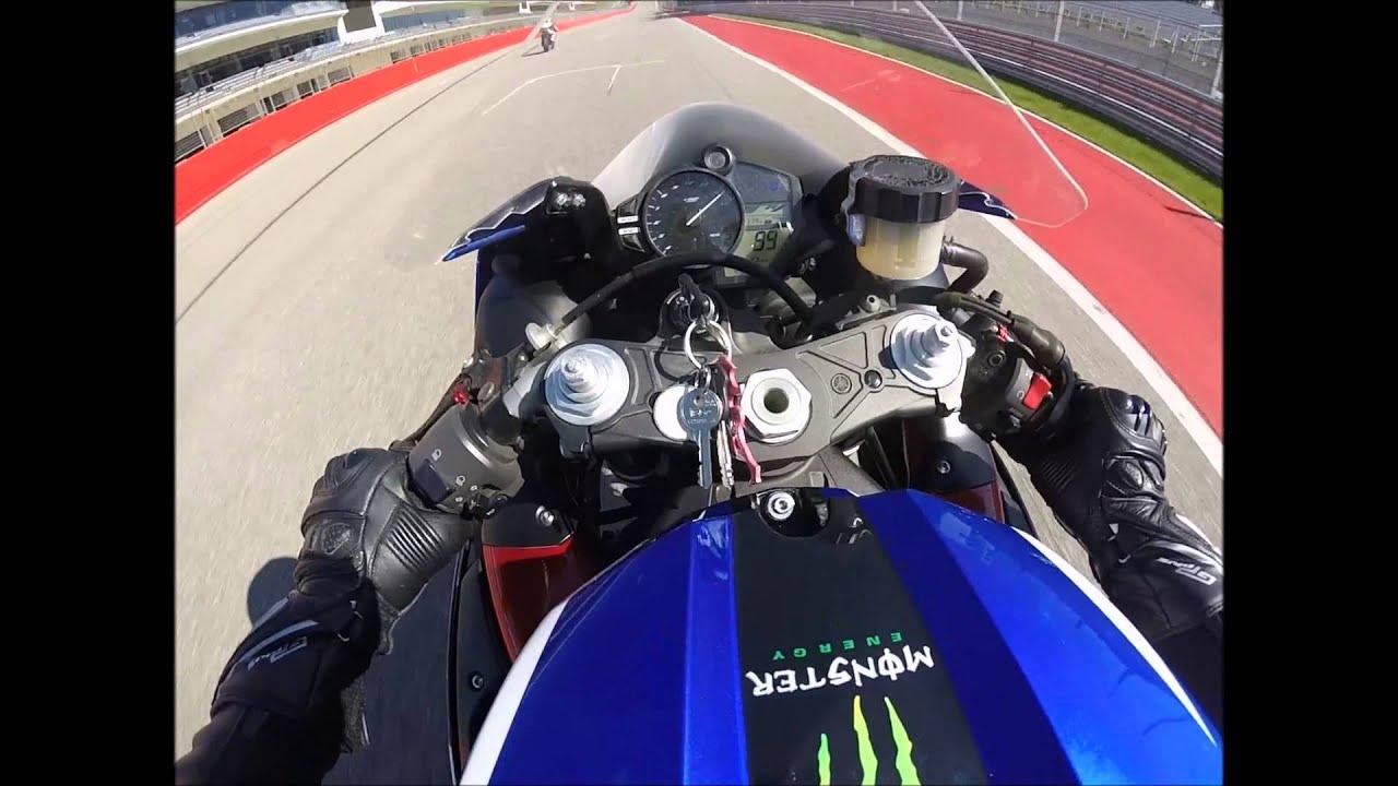 Circuit of the americas motogp track on 2009 yamaha r1 by for Yamaha motor finance usa login