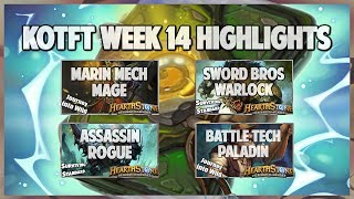 Hearthstone | Highlights | Knights of the Frozen Throne Week 14