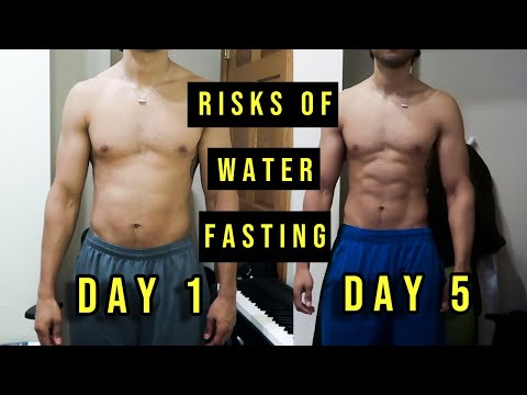 Water Fasting 6 Risks You Should Know Before Fasting