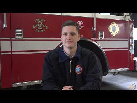 Center for Advanced Technical Studies alumni begin career in Fire & Rescue
