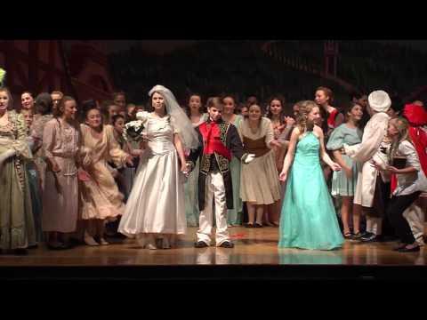H. H. Wells Middle School Cinderella Highlights
