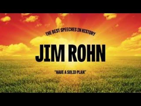 Personal Development - Jim Rohn - Have a Solid Plan (audio book) #ABF