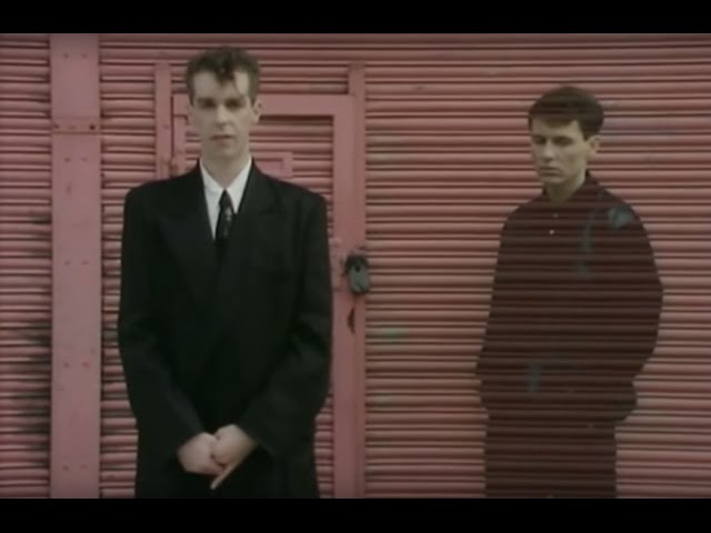 Pet Shop Boys - West End Girls (Official Video) [HD REMASTERED]