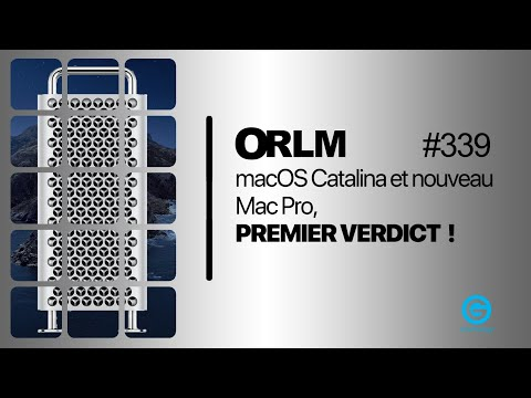 ORLM-339 : Mac Pro, macOS Catalina, premier verdict