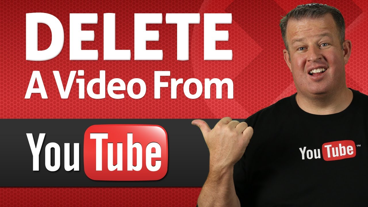 How to remove video from youtube 20