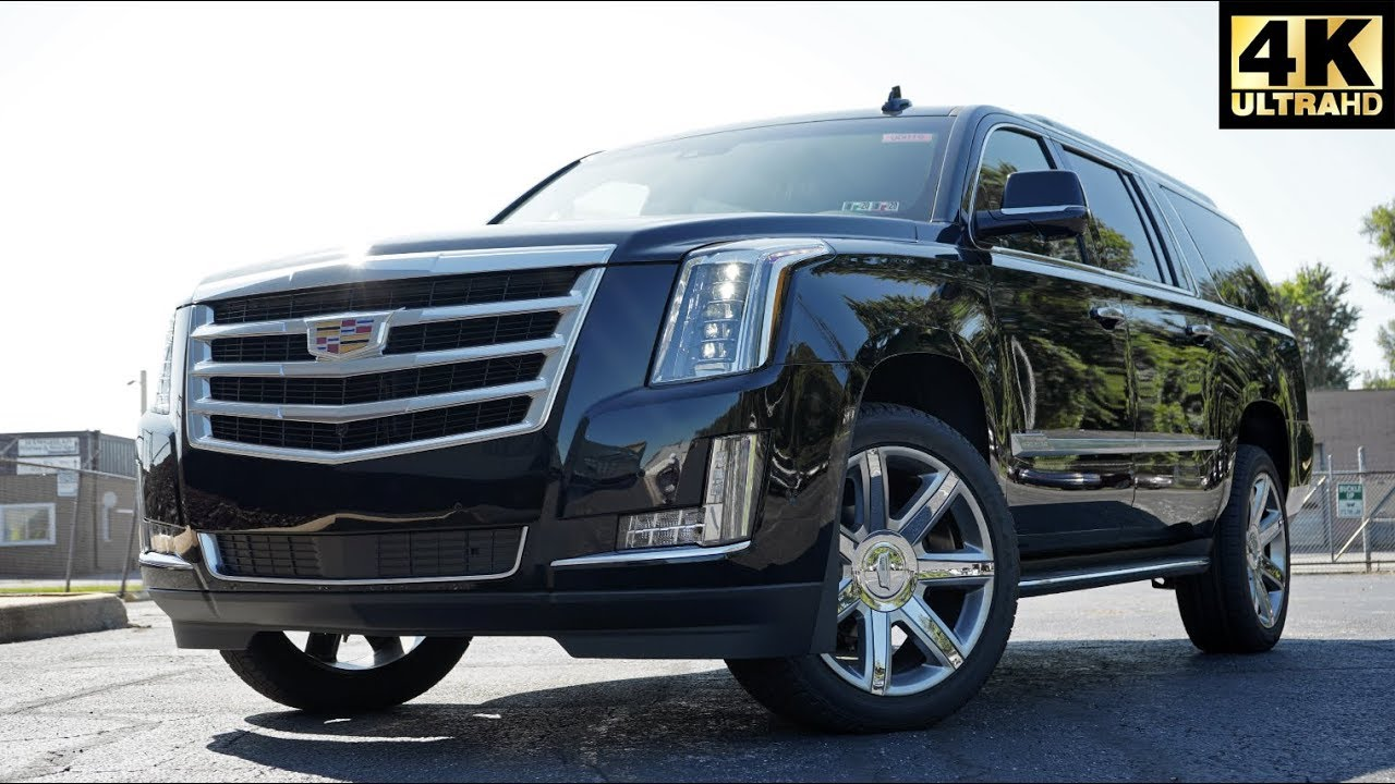 2020 Cadillac Escalade Review
