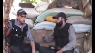 من أجمل أناشيد الثورة السورية  -  حرس الحدود