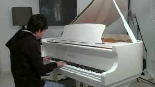 One Direction - What Makes You Beautiful - Piano Cover (HQ)