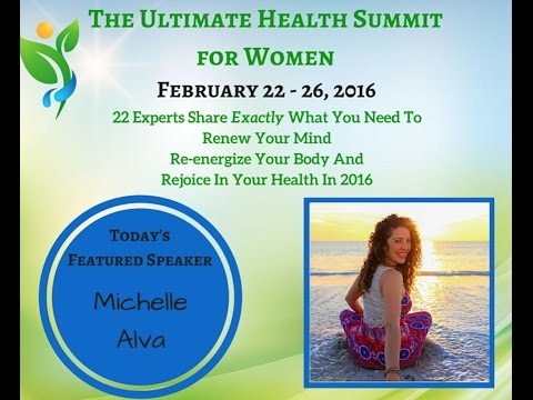 How To Be The Most Powerful Healing Source FOR YOU Interview with Michelle Alva, PT