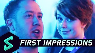 Heroes of the Storm First Impressions   BlizzCon 2015   Man on the Street Interviews w/ Squadron