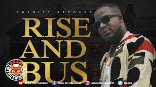 Noah Powa - Rise & Bus - June 2019
